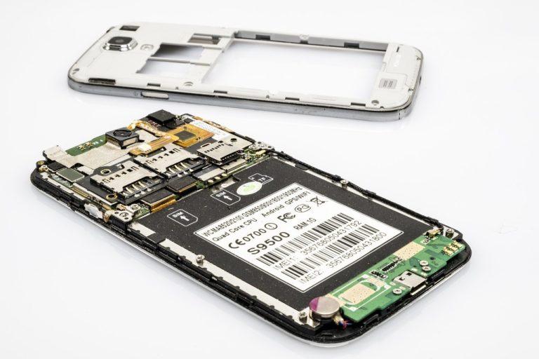 Co może ulec awarii w naszym telefonie?