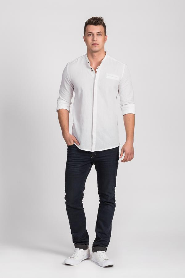 Koszule męskie białe repablo